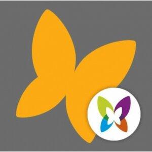 Bakker Vlinder Middin logo