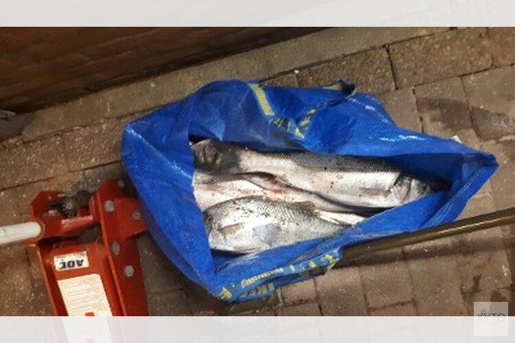Zes mannen aangehouden voor visstroperij