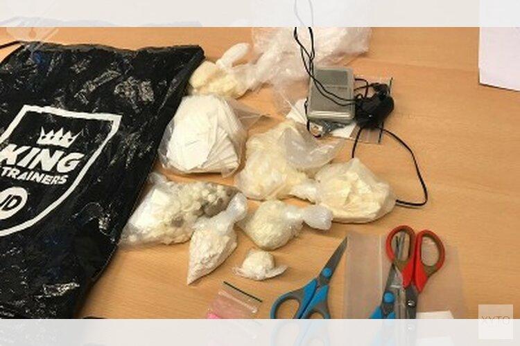 Drie aanhoudingen in drugsonderzoek Den Haag
