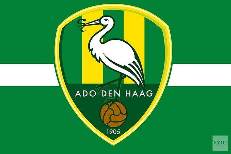 Kleine zege ADO Den Haag in mager duel