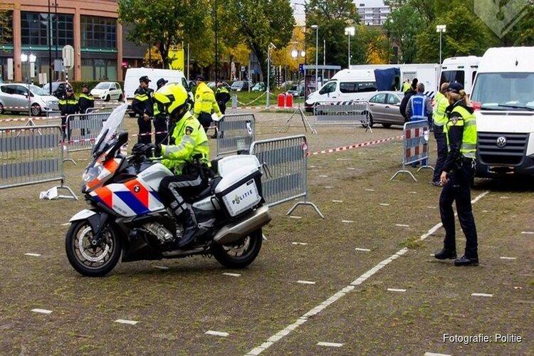 Grote verkeerscontrole Rijswijk