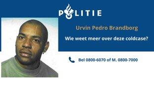 Coldcase Urvin Pedro Brandborg bij Opsporing Verzocht en Team West