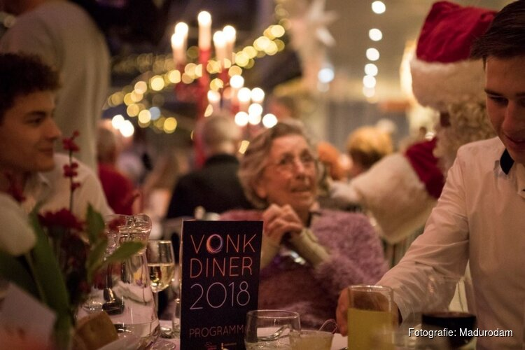 Tien speciale plaatsen beschikbaar bij Madurodam VONK-diner voor inwoners Den Haag