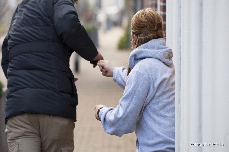 Getuigen straatroof Stamkartstraat gezocht