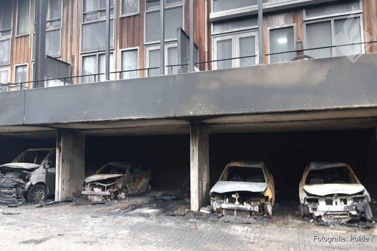 Onderzoekteam voor brand in Den Haag uitgebreid