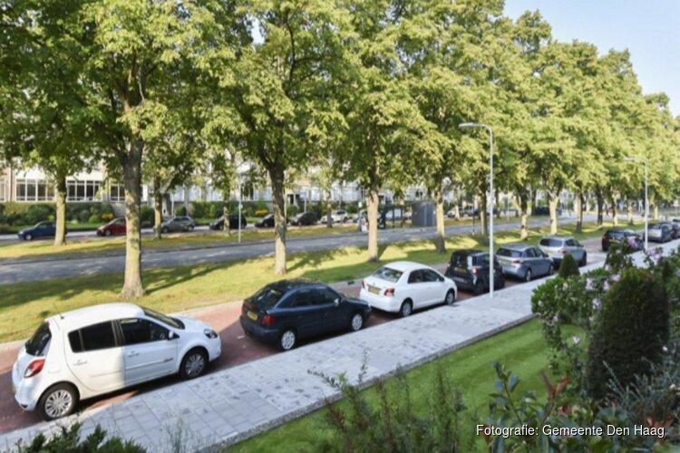 Bezoekersparkeren tijdelijk niet beschikbaar
