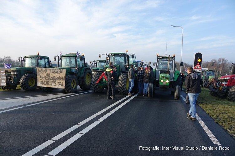 Boeren kondigen nieuwe acties aan door het hele land