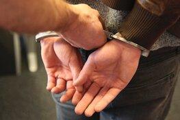 Man aangehouden in kledingkast door EVA-team