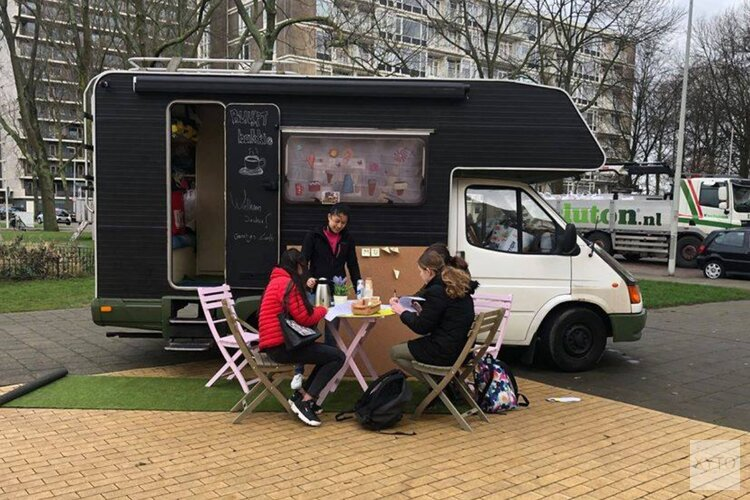 Stadsdeel Haagse Hout gaat met u in gesprek