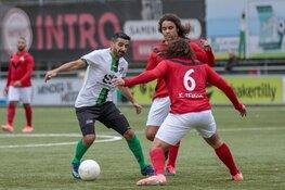 Scheveningen verrast titelkandidaat AFC