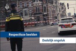 Grote verontwaardiging na verspreiding schokkende beelden dodelijk ongeval