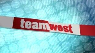 Beelden brandstichter restaurant De Haagsche Beek in Team West
