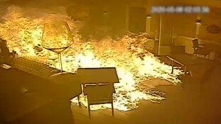 Getuigen gezocht: Brandstichting Haagsche Beek