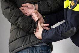 Twee mannen aangehouden voor schieten op het Zonneoord
