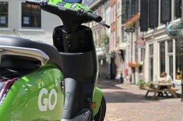 Elektrische deelscooters van GO Sharing rijden nu ook in Den Haag