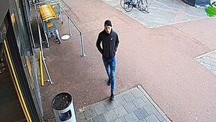 Gezocht: Gewelddadige beroving De Brinkpad Den Haag