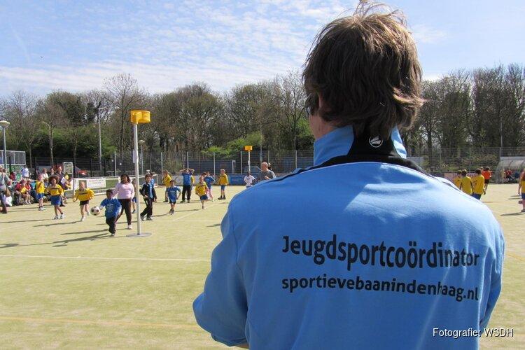 Job Schenau nieuwe directeur Werkgever Sportclubs Den Haag
