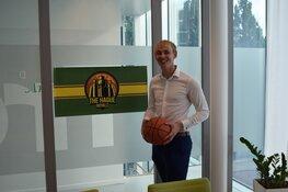 Sam van Dijk eerste speler van The Hague Royals