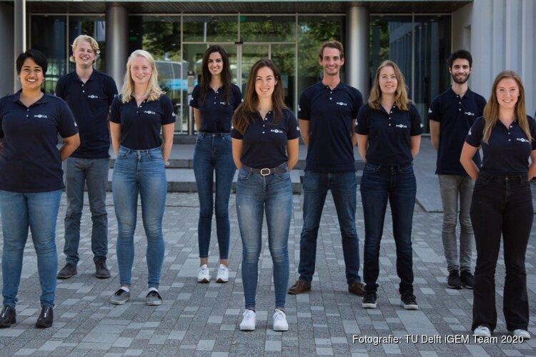 Studententeam TU Delft is klaar voor wedstrijd in synthetische biologie
