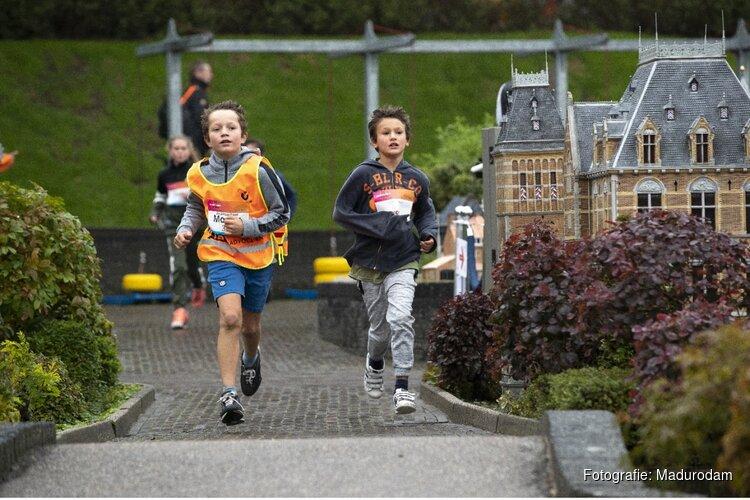 Madurodam Marathon 2020 krijgt kinderen weer in beweging