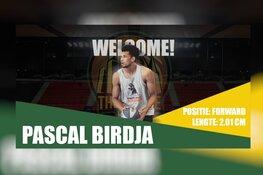 Pascal Birdja speelt komend seizoen voor The Hague Royals