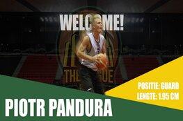Piotr Pandura toegevoegd aan het eerste team van de Royals