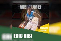 Eric Kibi versterkt het Royals-team
