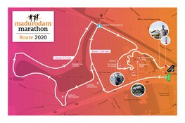 Madurodam Marathon maakt nieuw parcours bekend