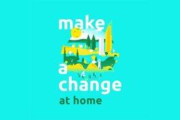 Make a Change festival gooit alles om