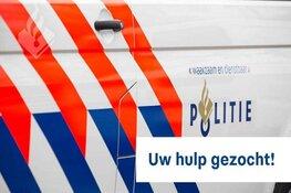 Politie zoet getuigen: auto gaat in vlammen op