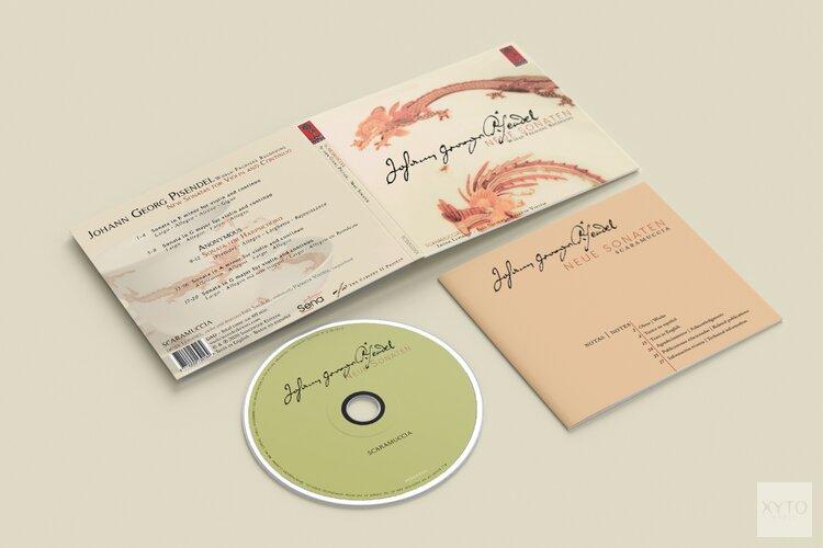 Scaramuccia ontdekt en brengt ongepubliceerde werken van componist Pisendel uit