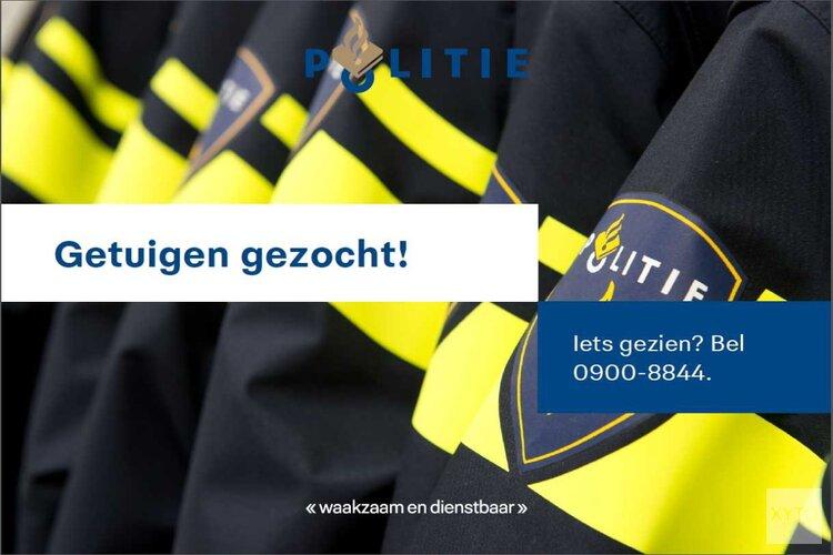 Getuigenoproep winkeldiefstal met geweld Voorburg