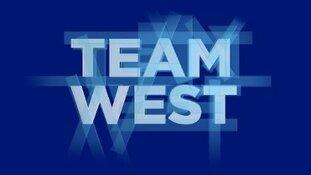 In Team West foto's van gestolen grafwerken